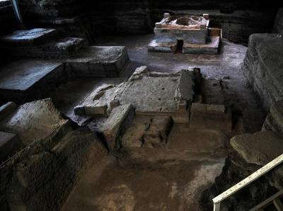 """探秘""""美洲庞贝""""遗址 1400年前玛雅小镇重见天日"""