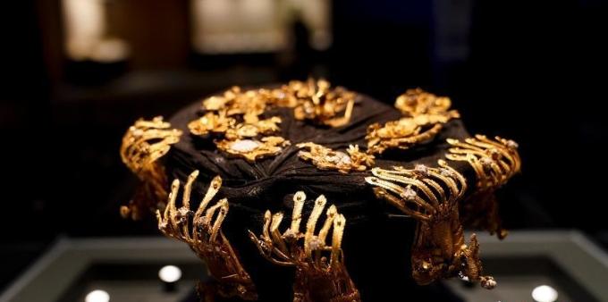 全国打击防范文物犯罪成果展开幕 750余件文物珍品亮相国博