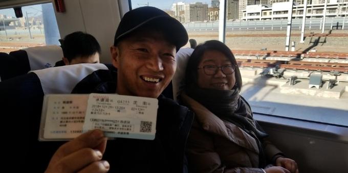 京哈高铁承德至沈阳段开通运营 车票刚开售就被一抢而空