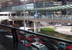 香港中环与湾仔的市井一面