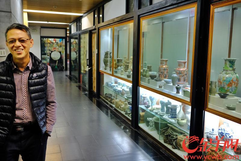 【关爱留守儿童】荔枝湾畔藏了一个历史博物馆,不仅可以触摸,