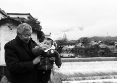 行走在黄山歙县许村 感受1800多年的历史沉淀