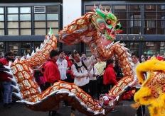 荷兰海牙庆祝中国农历春节