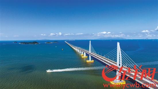 解码大湾区交通:多条巨龙汇聚珠江口 一小时交通圈正形成
