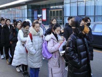 北京电影学院2019年艺考开始
