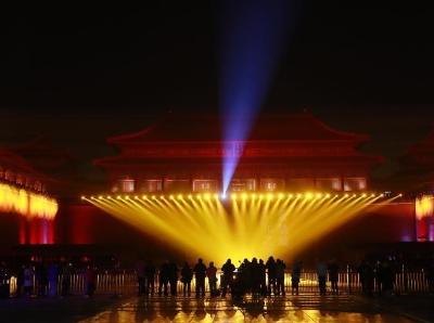 """故宫博物院建院94年来将首次举办""""灯会"""""""