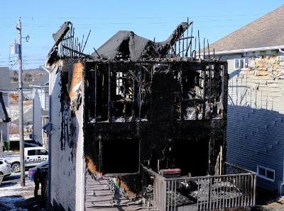 加拿大一民宅失火 难民家庭7个孩子罹难