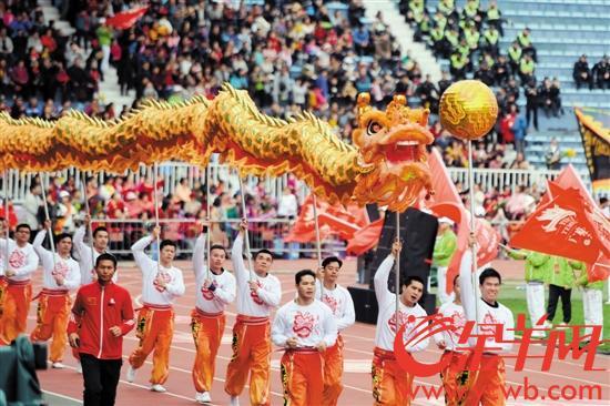 """庙会民俗m88明升体育文化巡演:找到一个广府m88明升体育文化的""""打开方式"""""""