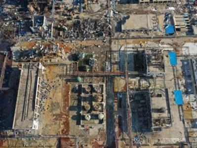 江苏响水化工厂爆炸事故死亡人数升至44人