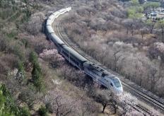 開往春天的列車