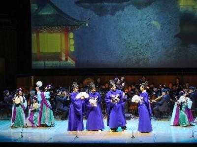 中國原創歌劇《湯顯祖》音樂會在悉尼歌劇院上演