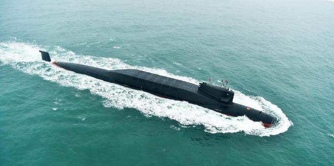 人民海军成立70周年海上阅兵——中国受阅舰艇全记录