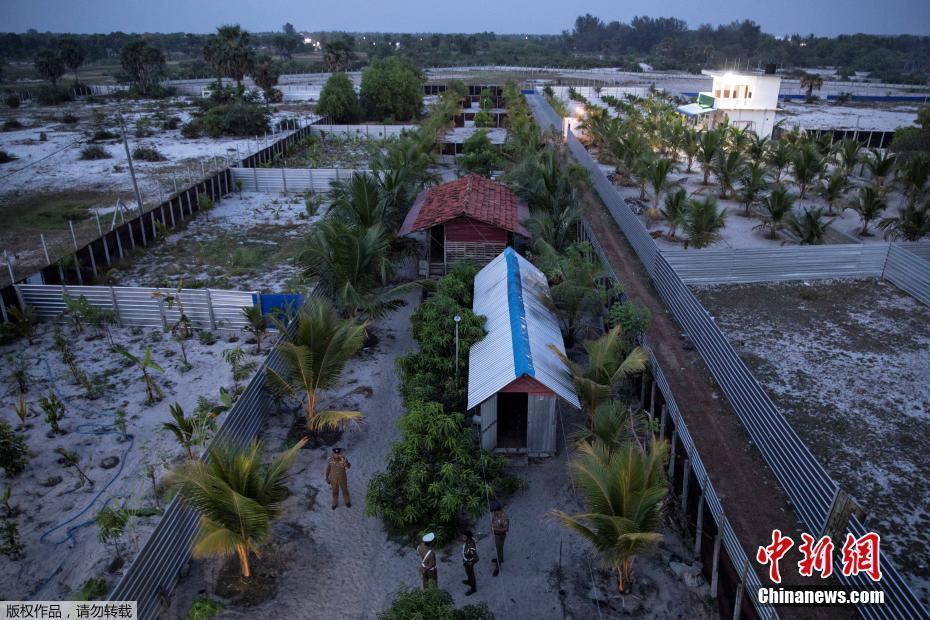 斯里兰卡发现一极端组织训练营 基地被伪装成农场