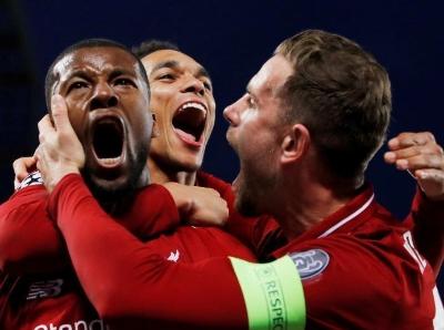 驚天逆轉 利物浦4:3力克巴薩闖入歐冠決賽