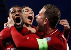 惊天逆转 利物浦4:3力克巴萨闯入欧冠决赛