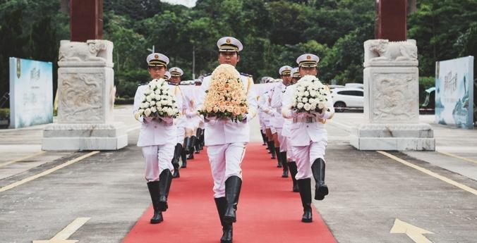 广东省举行遗体和器官捐献缅怀纪念活动