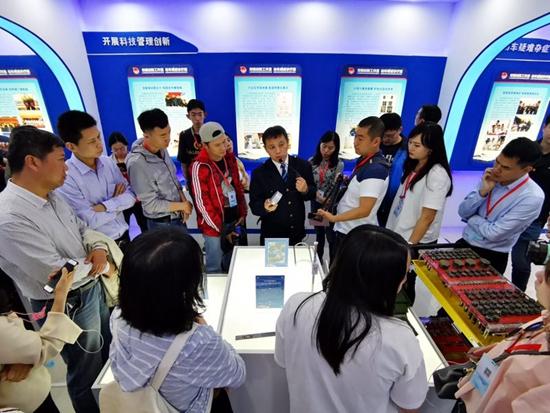 全国网络媒体聚集董宏涛劳模创新工作室