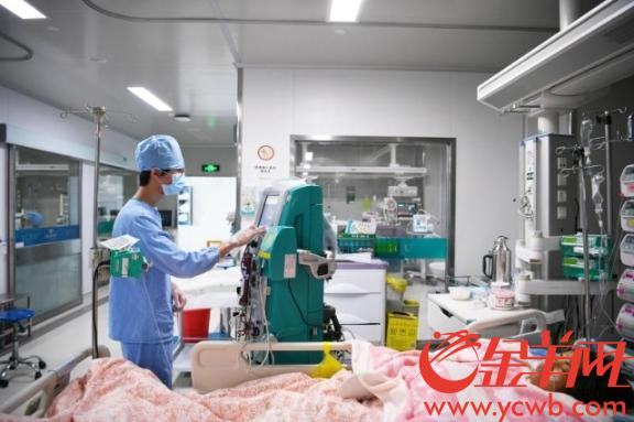 """这个""""90后ICU男团"""",守护了广东首例H5N6禽流感病人的生命"""