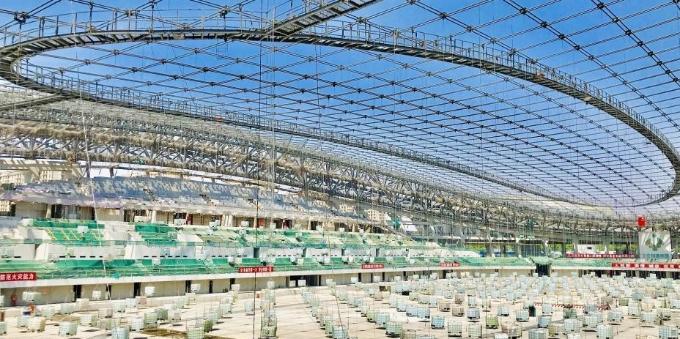 北京冬奥会倒计时1000天 揭秘赛区场馆建设进展
