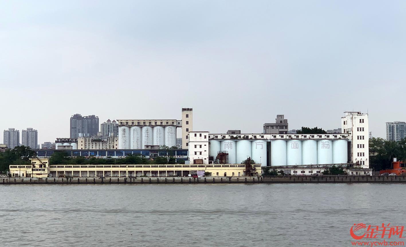 广州将拆除员村原南方面粉厂、玻璃厂、鹅公村地块建筑,为金融城