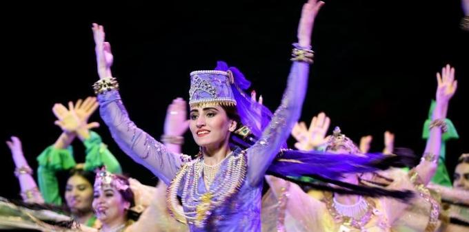塔吉克斯坦文化演出在北京上演