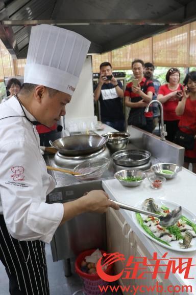 """广州第三家""""粤菜师傅培训室""""在花都成立"""