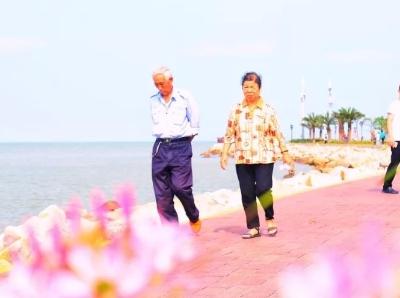 我能想到最浪漫的事,就是和你漫步珠海绿道……