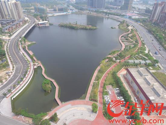广州预计在2022年底前建成1000公里以上的碧道