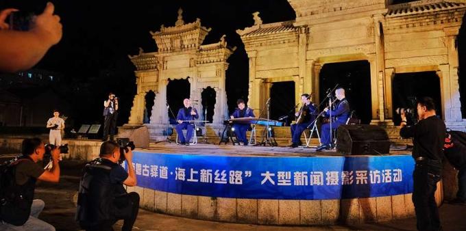 """全国主流媒体聚焦""""南粤古驿道· 海上新丝路"""",开镜仪式今晚在珠海举行"""