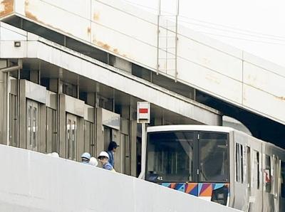 日本無人駕駛列車中途反向行駛25米 14名乘客受傷