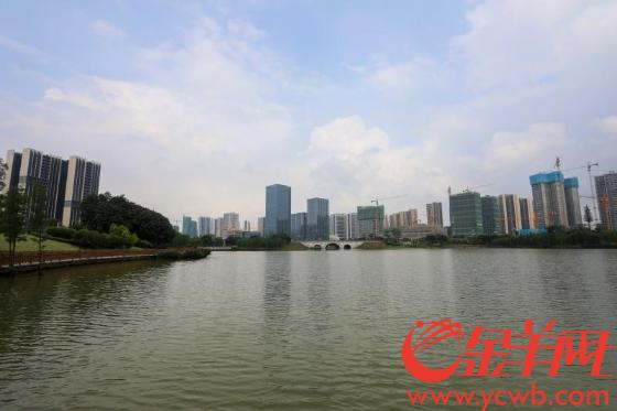 中新广州知识城总体发展规划,通过广东审议上报国家