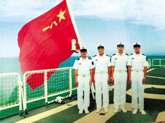 【中国梦·践行者】黄灏:首艘国产航母驶向深蓝