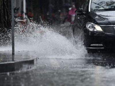 广州又迎暴雨