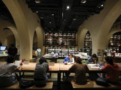 青海幾何書店打造高原最大的獨立書店