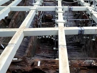 """古沉船""""南海I号""""发掘尚需一年半到两年时间"""