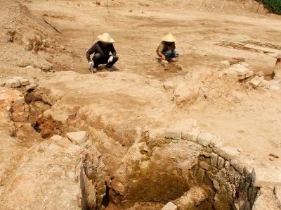 安徽濉溪考古发掘全国最大面积古酿酒作坊遗址