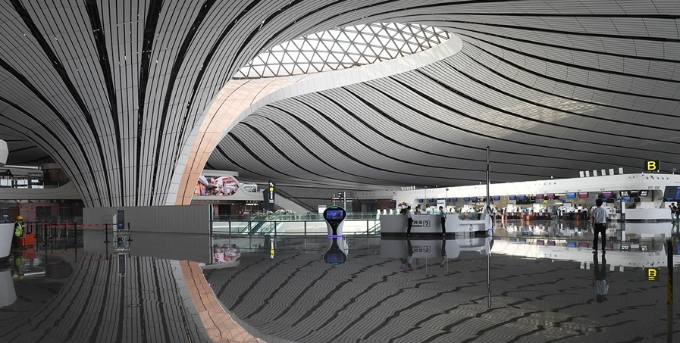 北京大兴机场将于9月底前通航