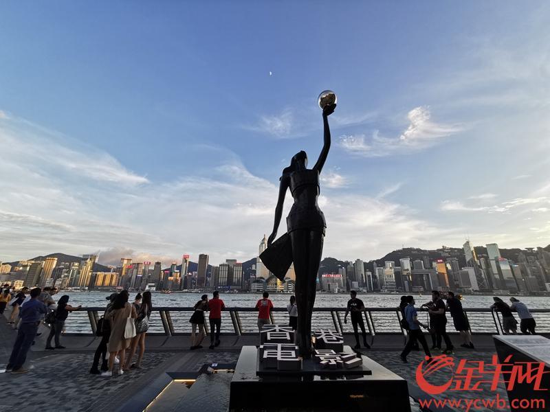 香港各方纷纷助力香港青年充分抓住粤港澳大湾区机遇