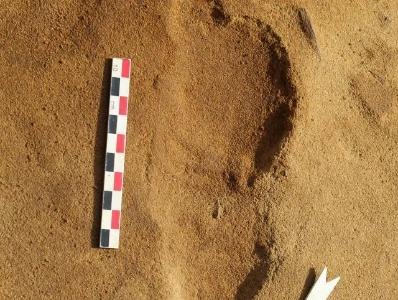 法國發現尼安德特人腳印 為研究史前人類社會提供線索