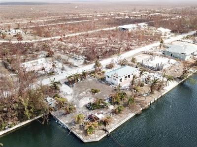 """""""我的乐园一夜之间坍塌了""""——一名巴哈马灾民回忆""""多里安""""飓风"""