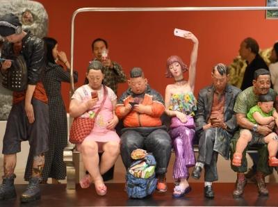279件精品雕塑亮相全国美术作品展雕塑作品展