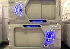 """银川机场上线""""胶囊""""酒店 外形酷似太空舱"""