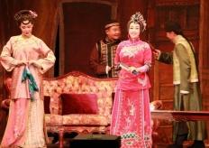刘晓庆主演话剧《风华绝代》在悉尼上演