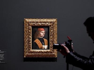 为达芬奇纪念展 卢浮宫奉上镇馆之宝和借来的名画