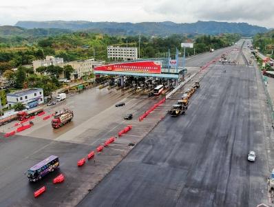 廣東已有16省界主線站拆除完工