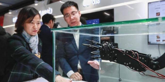 京港地铁4号线首个5G信号试点车站实现信号覆盖