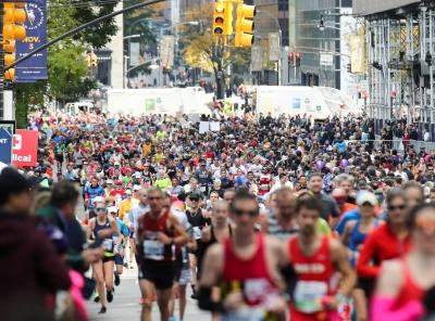 马拉松丨2019纽约马拉松赛举行