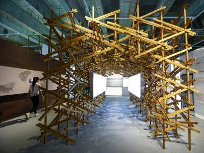 穿越千年盛世,相遇文化中国 ——《清明上河图3.0》数字艺术广州展