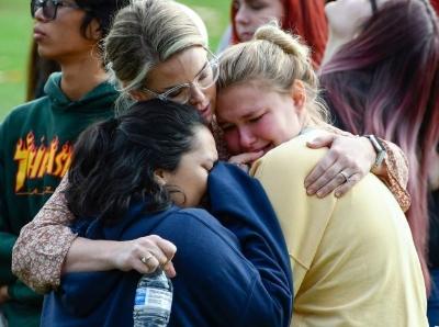 美國南加州發生校園槍擊案 16歲嫌犯身份確認
