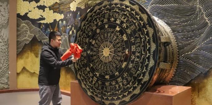 探访中国首个水族文化博物馆